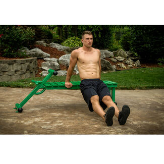 Outdoor Weight Bench